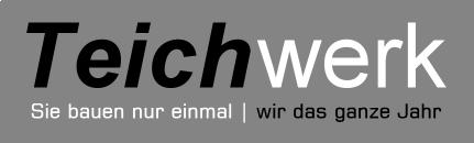 Teichbau Hamburg teichwerk com professionelle teichsysteme